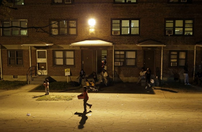 Women In Baltimore Public Housing Were Forced To Trade Sex For Basic Repairs