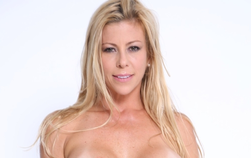 "Alexis Fawx Featured in the First Edition of ""MILF Swallow"""
