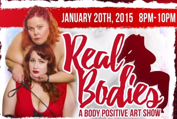 Eliza Allure Hosting Body Positive Art Show In Las Vegas