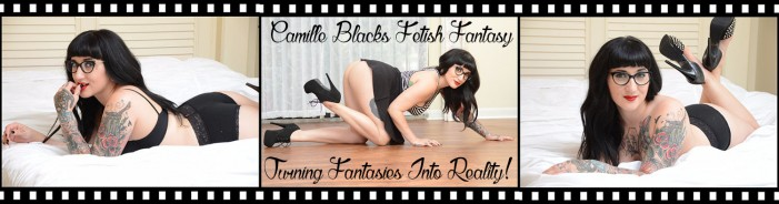 Camille Black Revamps Clips4Sale Store