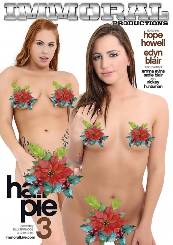 """Pure Play Media Releases Immoral Productions, """"Hair Pie 3"""""""
