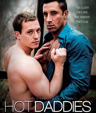 "Icon Male Unveils ""Hot Daddies"" Starring Nick Capra"