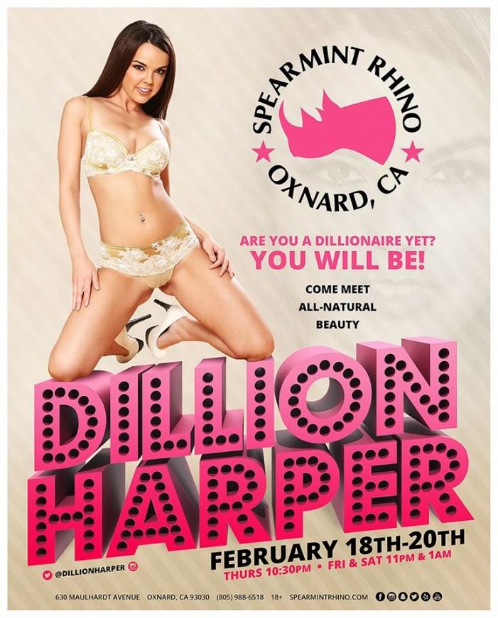 Dillion Harper Interviewed on 'Ham Radio' & 'Girl Boner' This Week