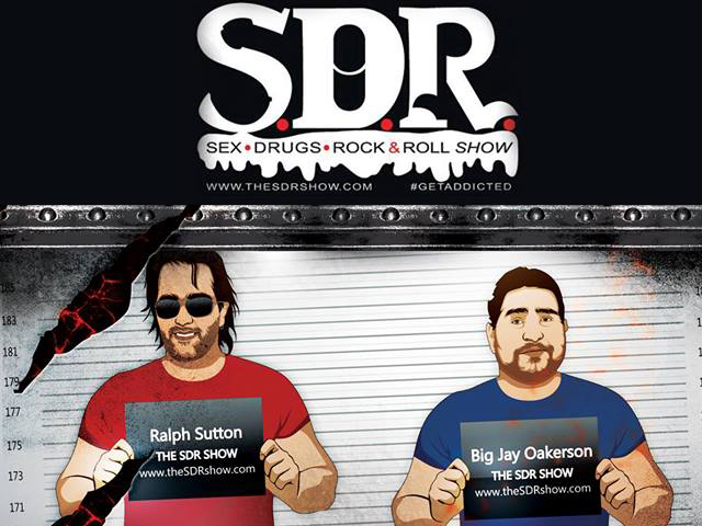 SDR Show Welcomes Return of Gilbert Gottfried Into Studio