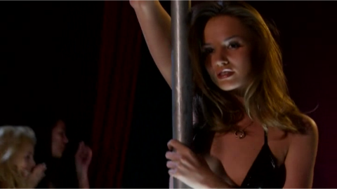 Tori black stripper