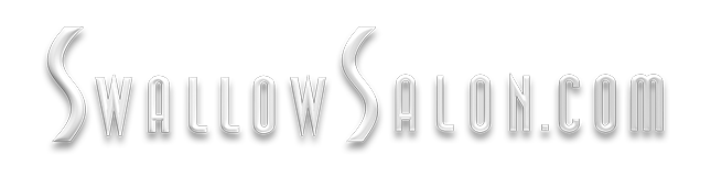 Amateur Allure Launches New Site: 'Swallow Salon'