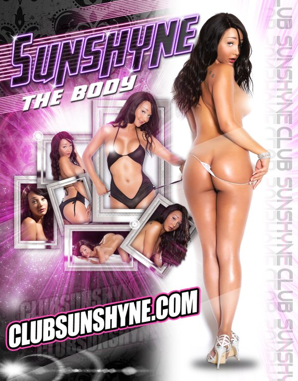 Sunshyne Monroe Launches ClubSunshyne.com