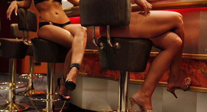 Renowned German Prostitute Slams New Brothel Laws