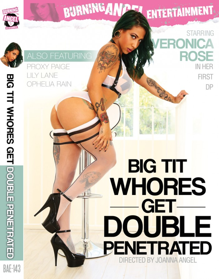 BurningAngel.com Releases Big Tit Whores Get Double Penetrated