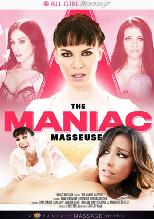 Rub It Out: Layla Sin Stars in 'The Maniac Masseuse'