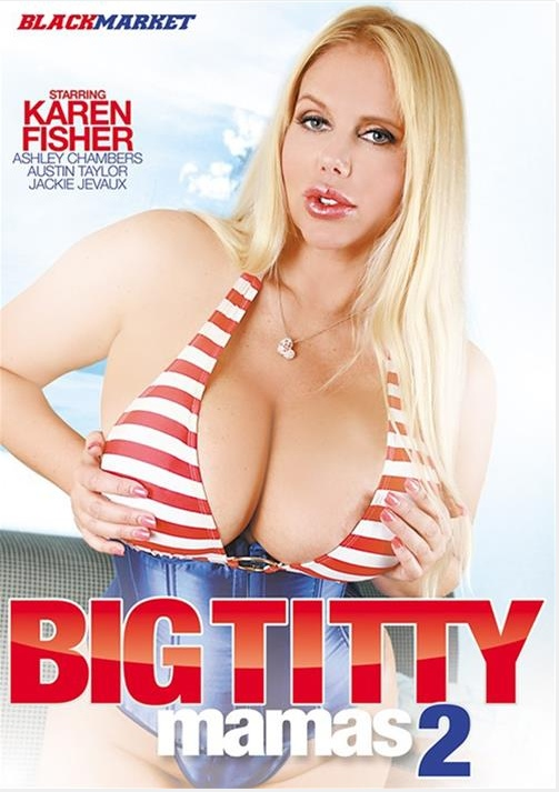 Karen Fisher Is a Big Titty Mama in New Black Market Title