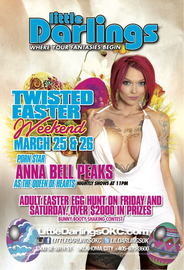 Anna Bell Peaks Goes Live with New Website on Wednesday