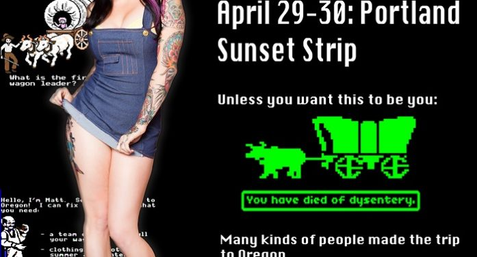 Joanna Angel Returns to the Oregon Trail for a Sizzling Spring Sequel