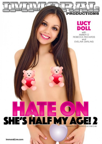 """Immoral Productions Streets, """"Hate On, She's Half My Age Volume 2"""""""