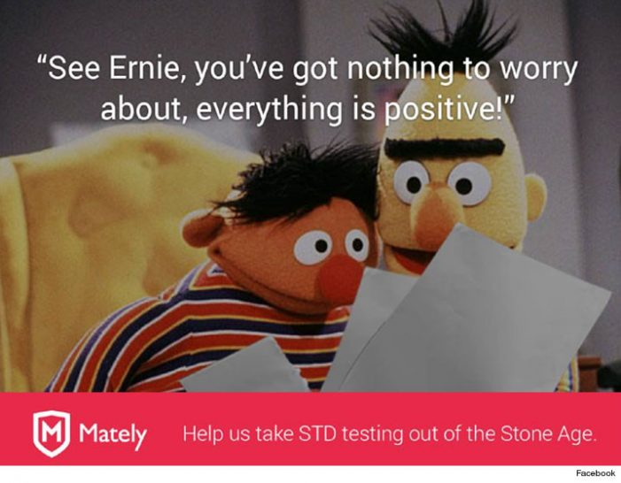 'Sesame Street' No STD Worries For Bert & Ernie