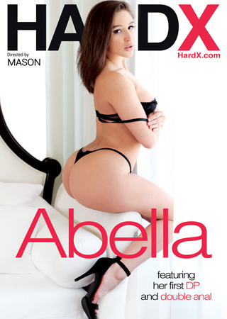 Abella Danger's All-Anal Showcase, 'Abella' Released By Hard X