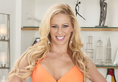 Sizzling Cherie DeVille On The Cover Of Two New Releases