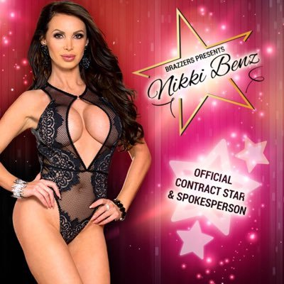 Nikki Benz Named Brazzers First Ever Brand Ambassador