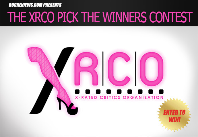 Rogreviews.com Presents 2016 XRCO Awards Pick the Winners Contest