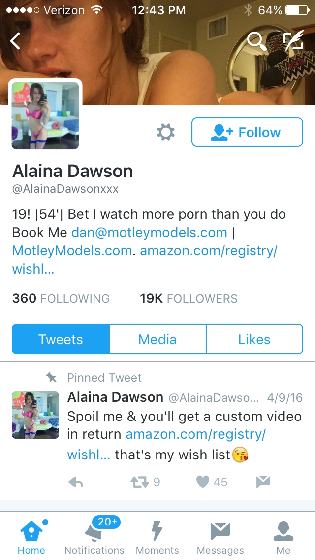 Beware: Motley Models Alaina Dawson Accused Of Forging Production Check