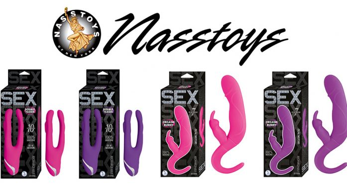 """Nasstoys Releases New 'SEX Collection"""""""