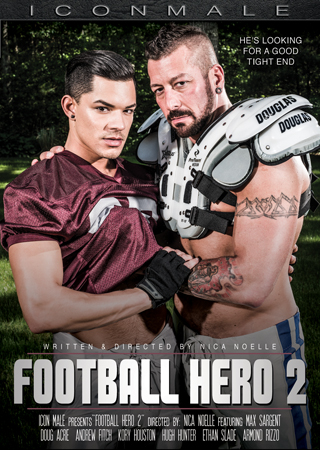 Icon Male Streets 'Football Hero 2' On DVD