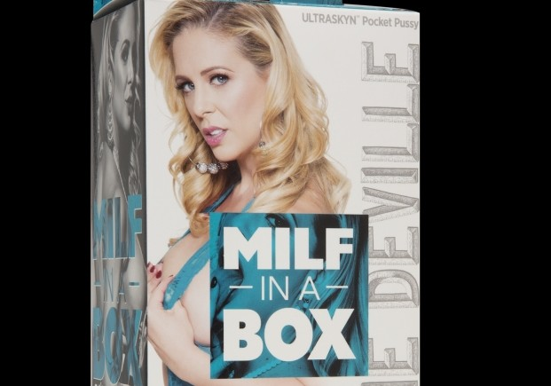 Doc Johnson Releases Cherie DeVille's MILF In A Box