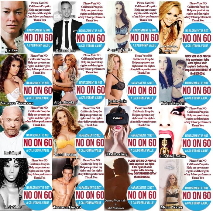 Op-Ed: No One Wants a 'Porn Czar'; #NoProp60 #VoteNoProp60