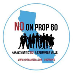 SF and LA Young Democrats OPPOSE Prop 60