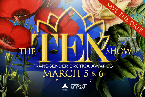 Grooby Announces 2017 Transgender Erotica Awards Dates