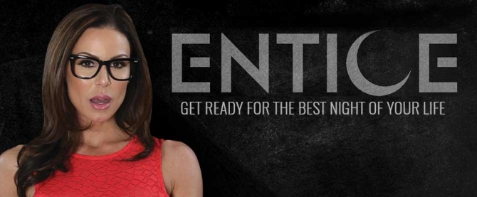 Megastar Kendra Lust Launches Entice, a New Line of His and Her Sexual Supplements
