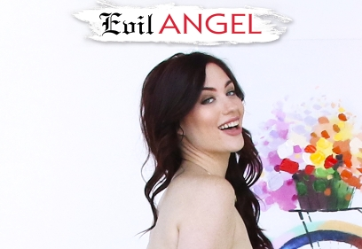 Jessica Ryan's 1st Anal Scene Released By Evil Angel