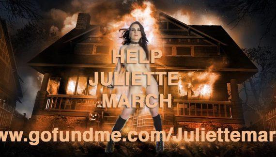 Help Out Juliette March