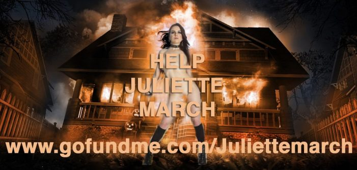 Help Out Juliette March