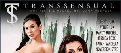 Dana Vespoli Makes Her Transsensual Directorial & Performer Debut In 'TS Girls In Charge'