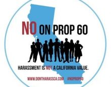 """Courage Campaign, Leader Among Progressives, Says """"No on 60"""" #NoProp60"""