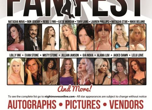 Natasha Starr and Rebel Lynn to Appear at NightMoves in Tampa  October 6 – October 9