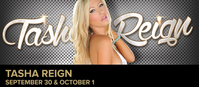 Tasha Reign Set to Headline Cheerleaders Gentlemen's Club