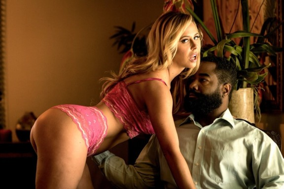 Cherie DeVille Featured In Sweet Sinner's 'Interracial Family Needs'
