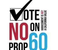 """""""Yes on 60"""" Condom Cops Targeting Married Couples Filming At Home #NoProp60"""