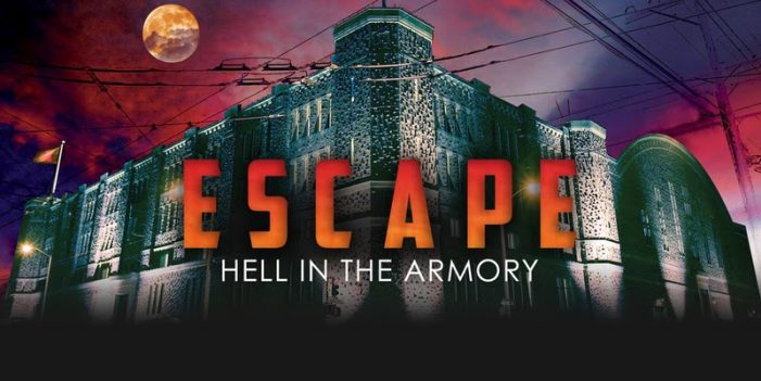 """""""Escape: Hell in the Armory,"""" A Terrifying Journey Through SF's Erotic Haunted House, Opens Oct 7th"""