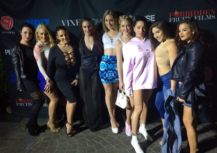 Photo Gallery 1: The XBIZ Noms / RISE Performer Appreciation Gala