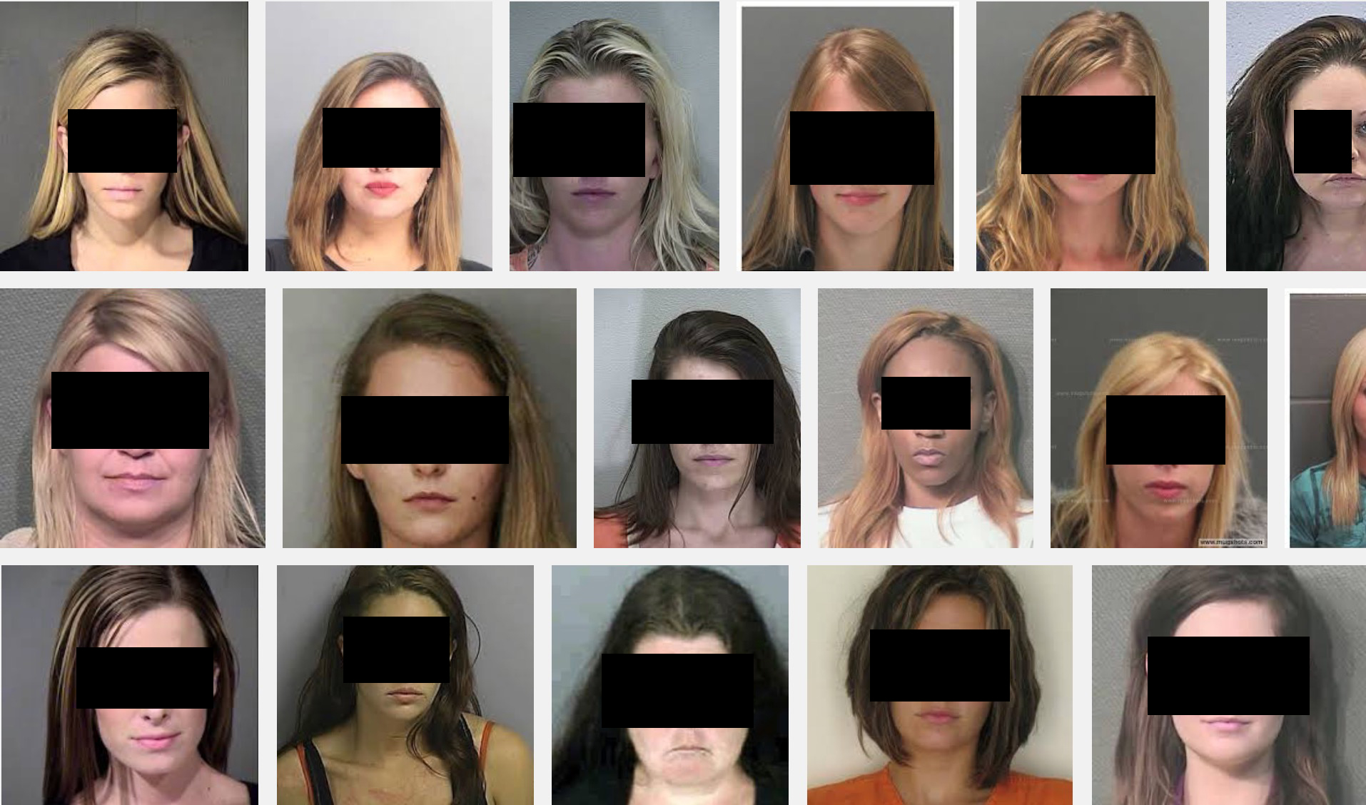 Alabama law bans publication of prostitution mugshots