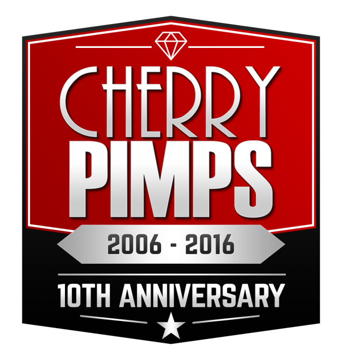 Cherry Pimps Celebrate 10th Anniversary with Launch of AdriaRae.com and BrandyAniston.com