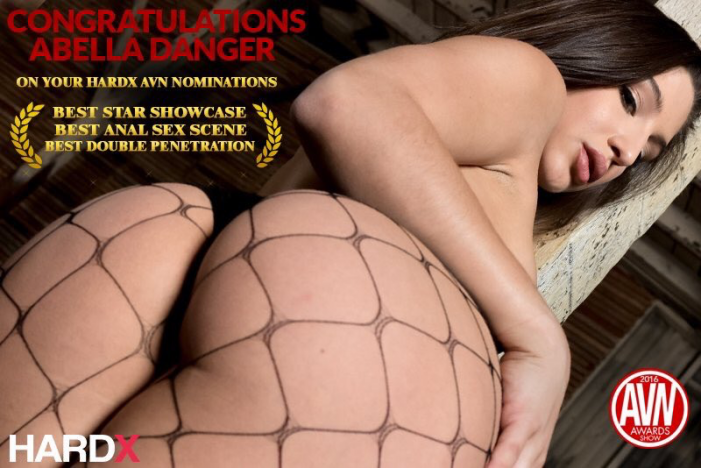 Abella Danger Grabs 6 AVN Nominations, Including Female Performer of the Year