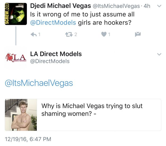 "The Kelli Roberts ""Slut Shaming"" Double Standard"