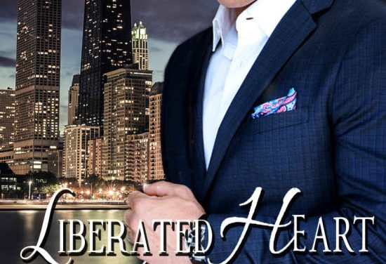 Derrick Pierce Tapped As Cover Model For Romance Novel – Liberated Heart