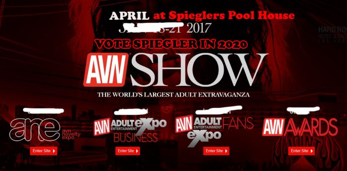 Breaking News: Mark Spiegler Buys AVN Awards, Reschedules Them For Passover