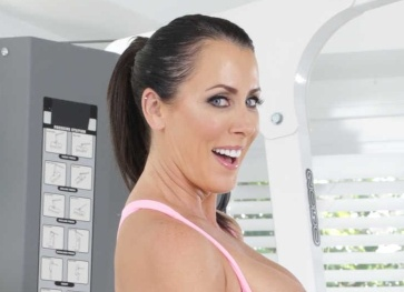 Reagan Foxx Featured At Naughty America's My Friend's Hot Mom