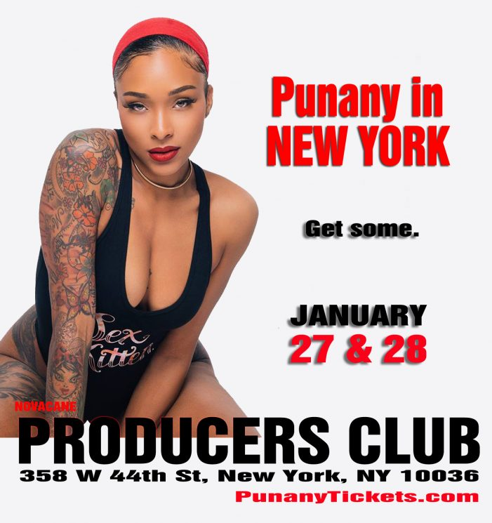 Punany Poets Head to NYC for Media and Performances this Friday & Saturday